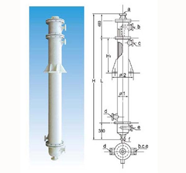 降膜吸收器